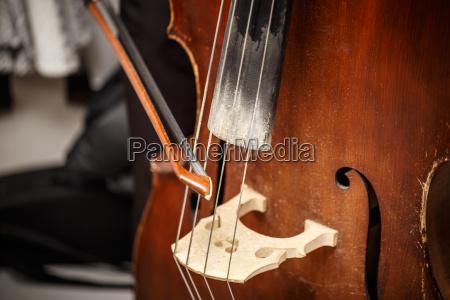 musicale di legno strumento di misura