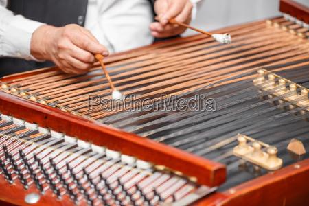 musicale vecchio strumento di misura