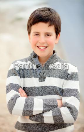 ritratto persona adolescente teenager capretto giovani