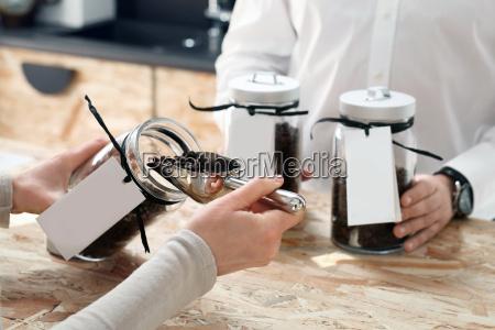 caffe negozio comperare venditore shopping automa