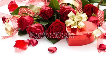 presentare fiore rosa regalo giorno durante
