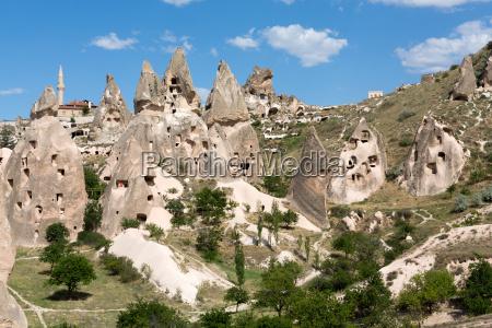 parco rocce roccia turchia statale tacchino