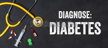 stetoscopio e farmaci diabete