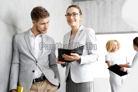 analisi di documenti presentazione aziendale