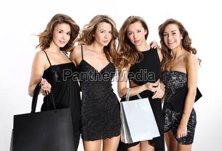 donna donne negozio comperare affare affari