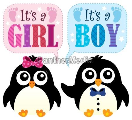 E un tema ragazza o ragazzo
