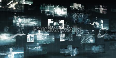 tecnologia multimediale