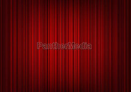 sfondo di tenda a strisce rosse