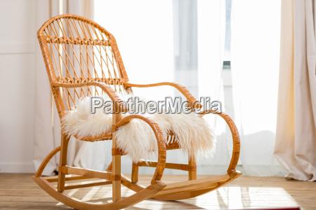 sedia poltrona interno arredamento relax stanza