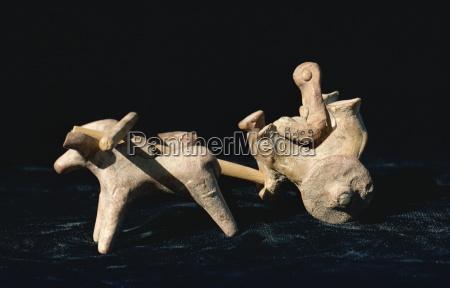 oggetto da mohenjodaro museo di karachi