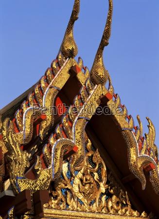 wat pho bangkok thailand southeast asia