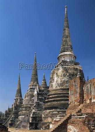 wat phra si samphet ayutthaya unesco