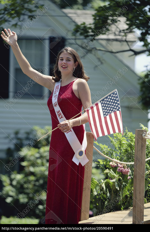 regina, di, bellezza, del, 4, luglio - 20590491
