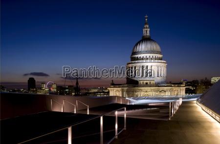 religioso cattedrale cupola notte europa orizzontale