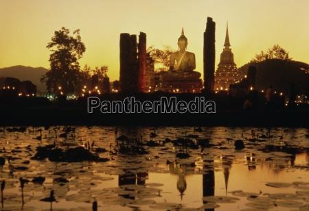 loy kratong sukhothai unesco world heritage