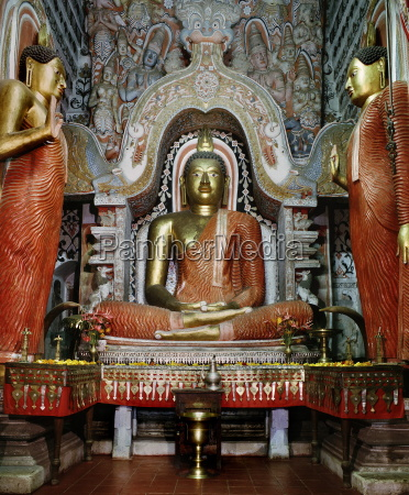 image of buddha in a temple
