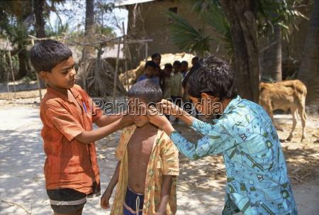 leducazione alla salute nelle scuole bangladesh
