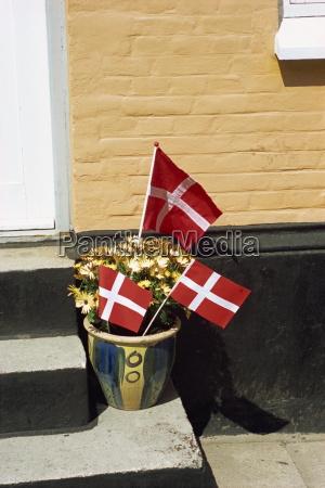 viaggio viaggiare europa danimarca allaperto bandiera