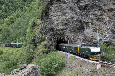ferrovia flam flam sogn og fjordane