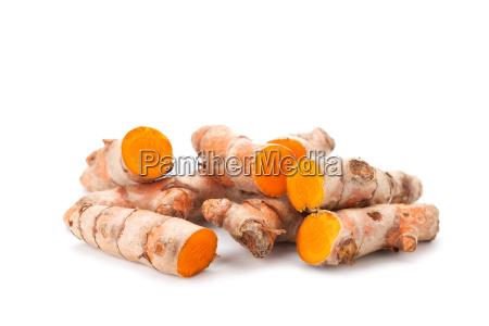 rizoma curata o longa