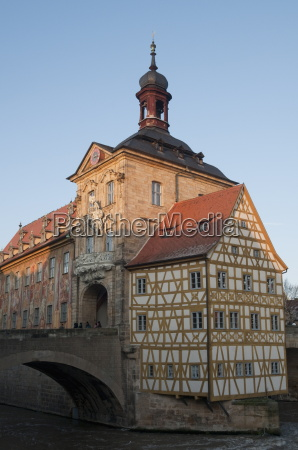gotico old town hall altes rathaus