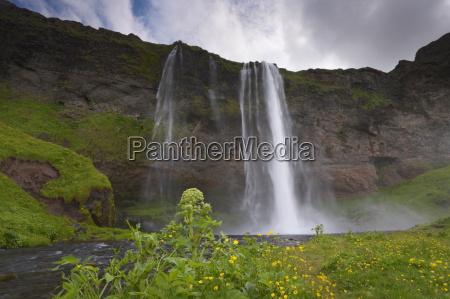 viaggio viaggiare orizzontale cascata allaperto fotografia