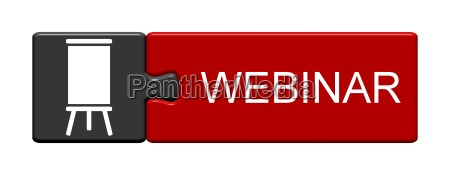 puzzle button shows webinar