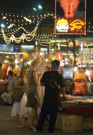 chiang mai night market chiang mai