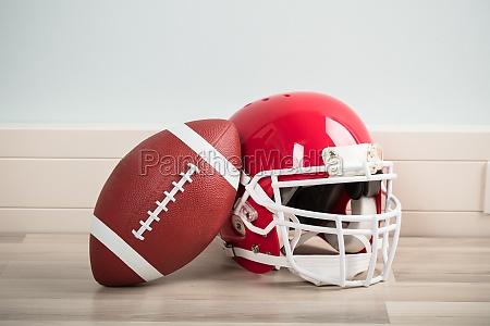 americano palla casco di piu sport