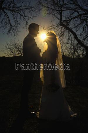 coppia di matrimoni usa texas giovane