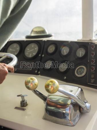 caraibi martinica controllo del motore su
