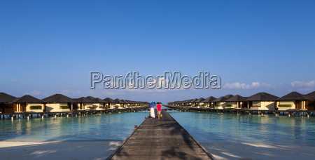 asia bungalow sullacqua di paradise island