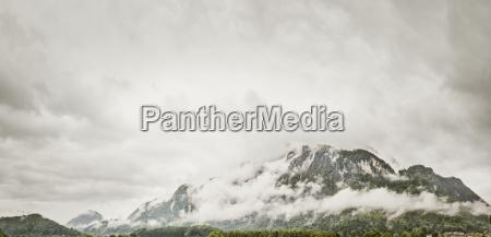 viaggio viaggiare nuvola nebbia austria allaperto