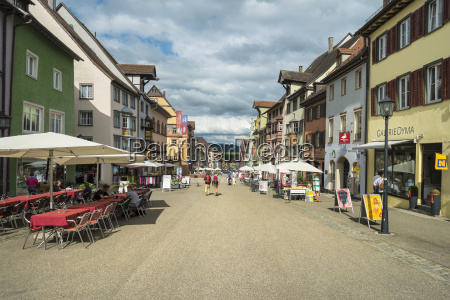 germany baden wuerttemberg rottweil view of