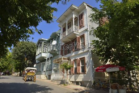 turchia istanbul isole dei principi heybeliada