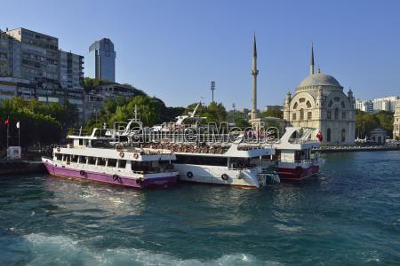 turchia istanbul terminal dei traghetti di