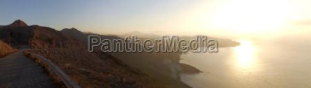 la spagna andalusia almeria riserva naturale
