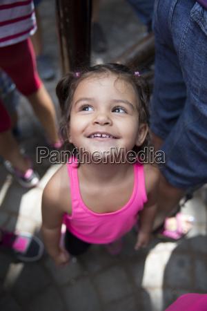 risata sorrisi ritratto piccolo poco breve