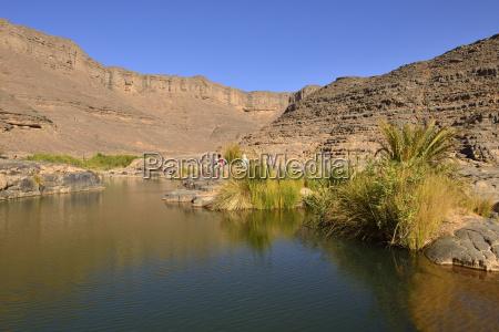 algeria parco nazionale tassili najjer iherir