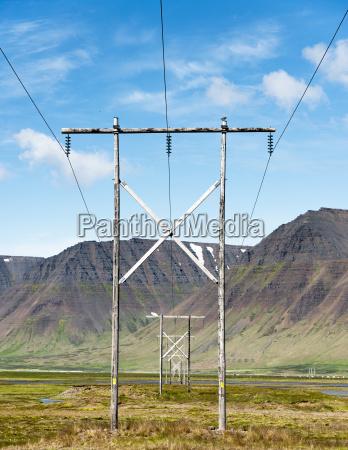 nuvola potenza elettricita energia elettrica allaperto
