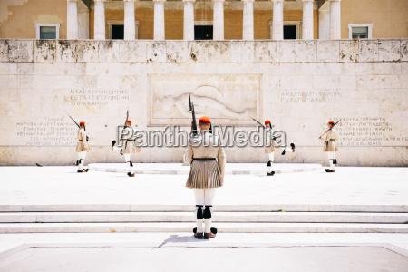 citta turismo sorvegliare custodire soldato uniforme