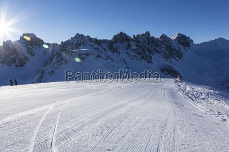 viaggio viaggiare inverno austria luce del