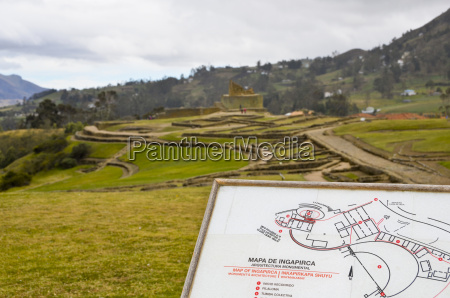 ecuador quito vista del famoso sito