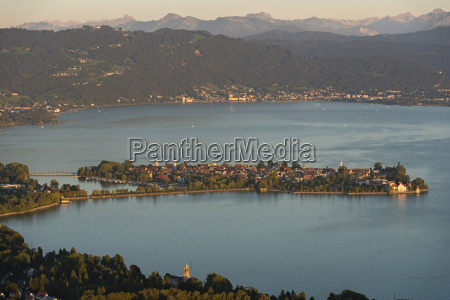 germany view of lindau island
