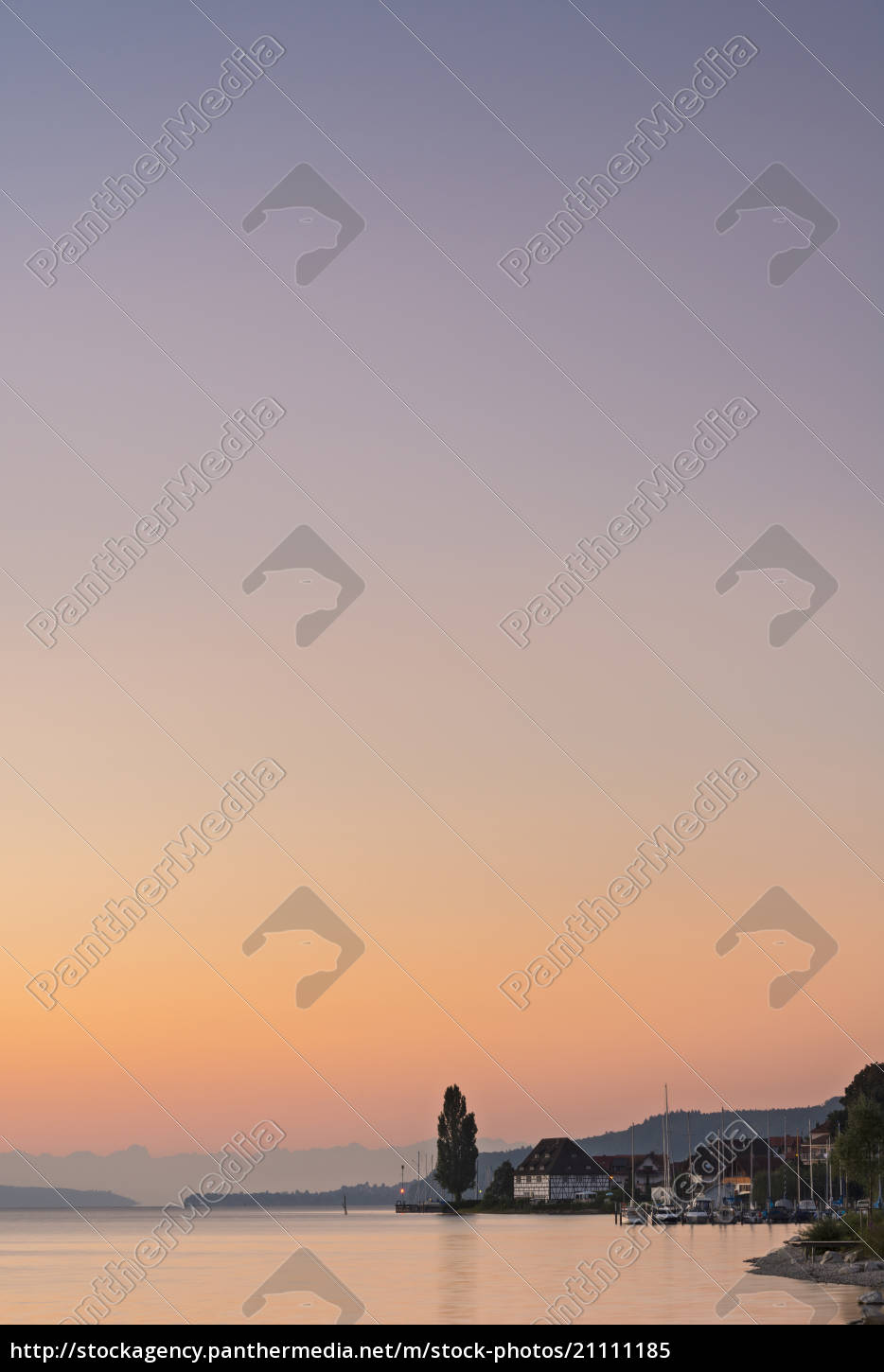 germany, , view, of, lake, constance - 21111185