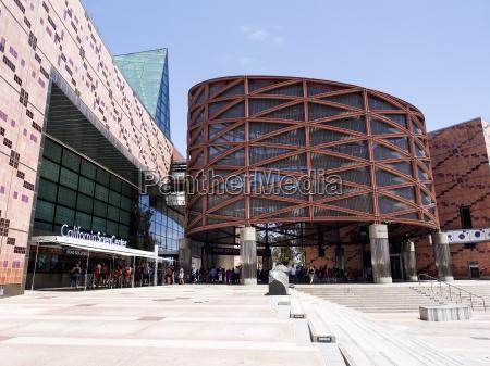 educazione moderno museo allaperto facciata stile