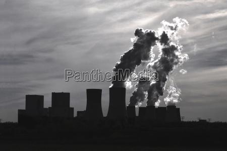 germania brandeburgo centrale elettrica jaenschwalde