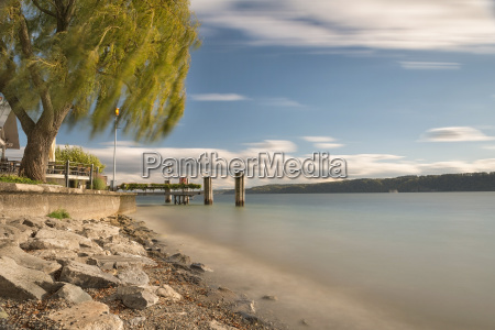 germany baden wuerttemberg lake constance shore