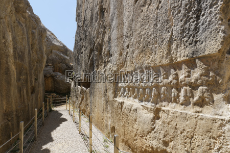 turchia bogazkale ittiti sito yazilikaya sollievo