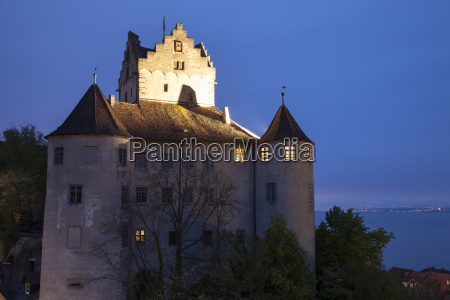 germany baden wuerttemberg meersburg meersburg castle